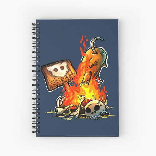 Bonfire Quaderno Spirale